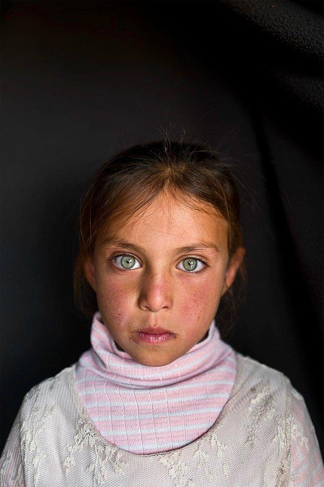 1. Aya Bandar (6), Suriye