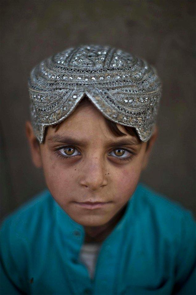 4. Hasanat Mohammed (5), Afganistan