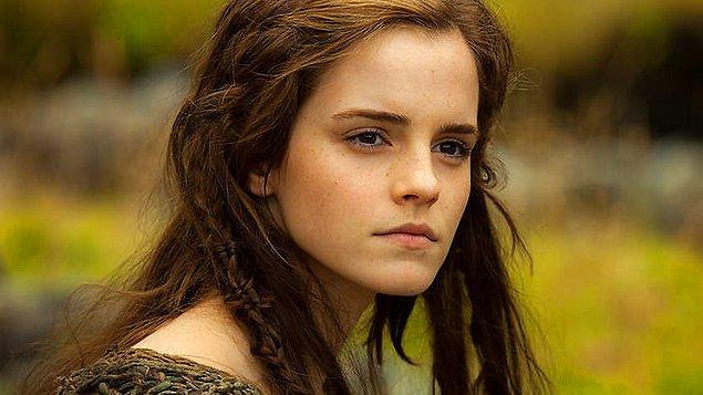 10. Bağımsızlığına çok önem verir! İşte Emma Watson!