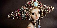 Реалистичные фарфоровые куклы русской художницы