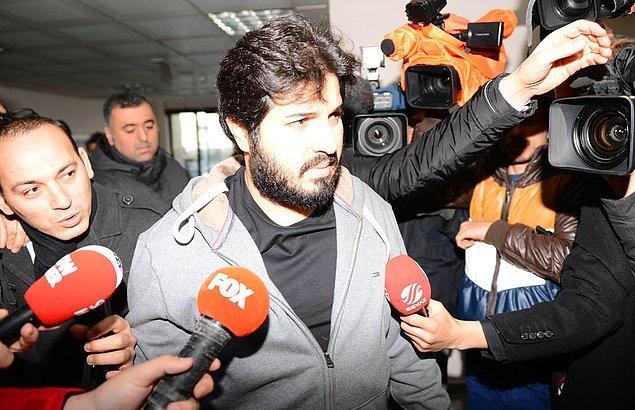 """Birkaç ay sonra Zarrab, """"istisnai kişiler"""" sınıfından faydalanarak Türk vatandaşlığına geçti."""