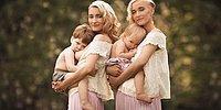 Потрясающие фотографии кормящих грудью матерей