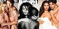 15 звездных пар, которые разделись для журналов