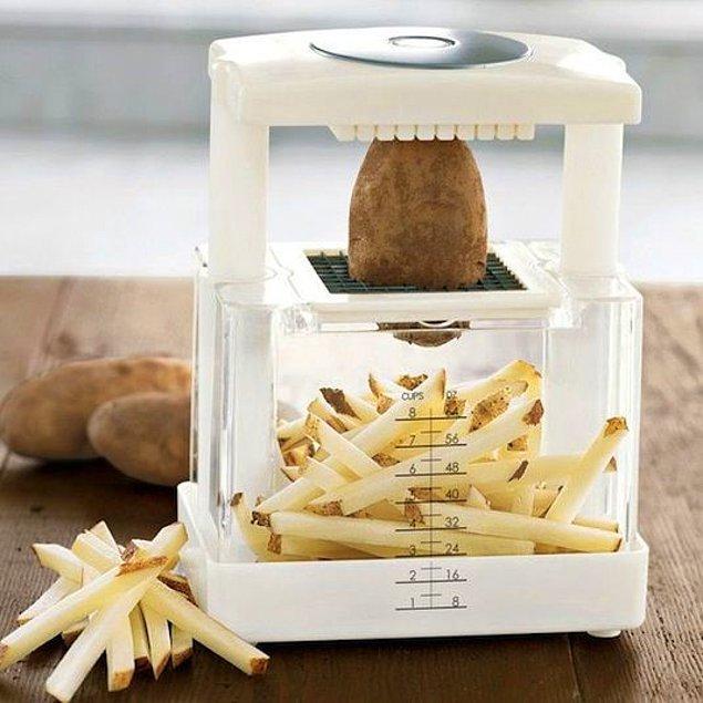 2. Patates Dilimleyici