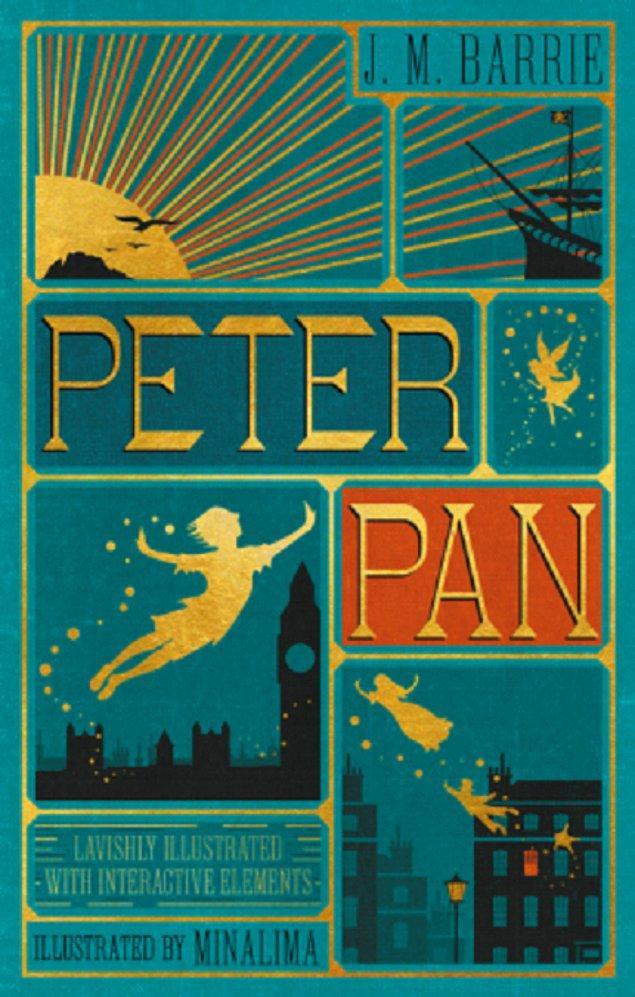12. Peter Pan