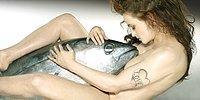 """13 знаменитостей в рекламной кампании """"Fish love"""": не дайте рыбам умереть!"""