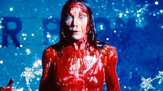 8. Carrie (1976) - Günah Tohumu