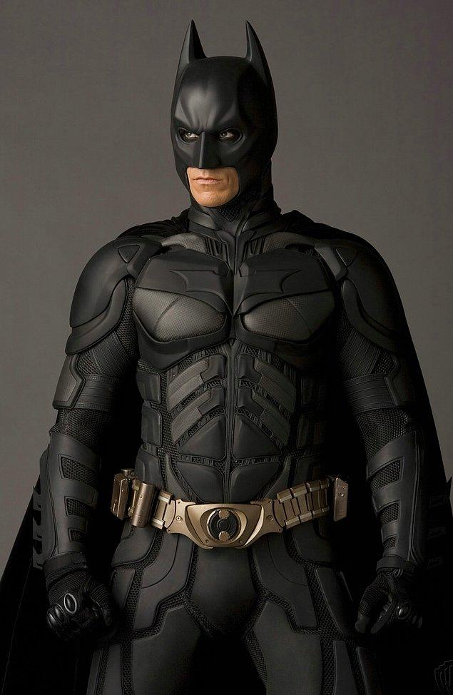 2005 yılında Batman, Batman Begins ile birlikte beyazperdeye geri dönüş yaptı.
