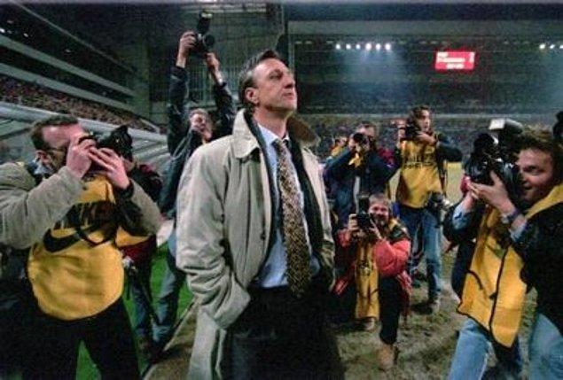 """11. """"Yıldız futbolcudan teknik direktör olmaz."""" inancını yerle bir etti."""