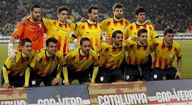 12. 2013 yılında 13 yıl aradan sonra Katalunya Milli Takımı'nın başına geçti ama en büyük eseri bunların hiçbirisi değildi...