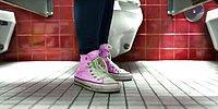 Что на самом деле происходит в мужских и женских туалетах?