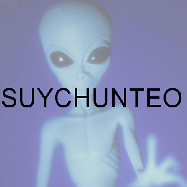 SUYCHUNTEO!