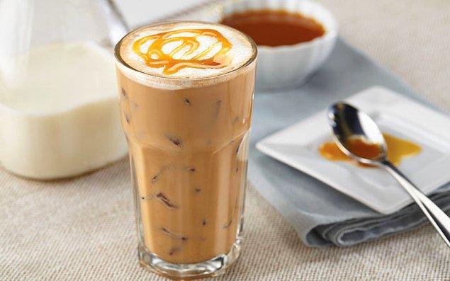 7. Karamelli Kahve