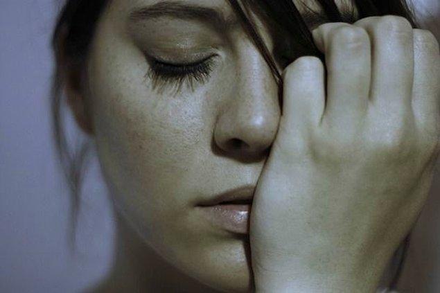 8. Kimileri için hafif, başa çıkılabilir bir rahatsızlık hissi iken kimileri için yoğun ve şiddetli oluyor.
