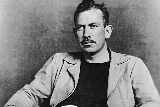 13. Keza John Steinbeck.