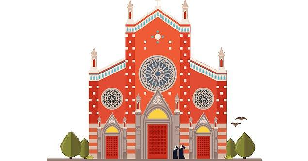 8. St. Antuan Katolik Klisesi