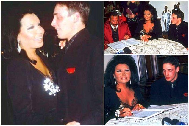 Bülent Ersoy, Gürkanlı ile yaşadığı uzun nişanlılık döneminden sonra ilk kez Cem Adler ile nikah masasına oturdu.