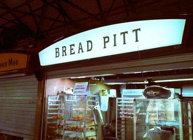1. Bread Pitt Fırıncılık