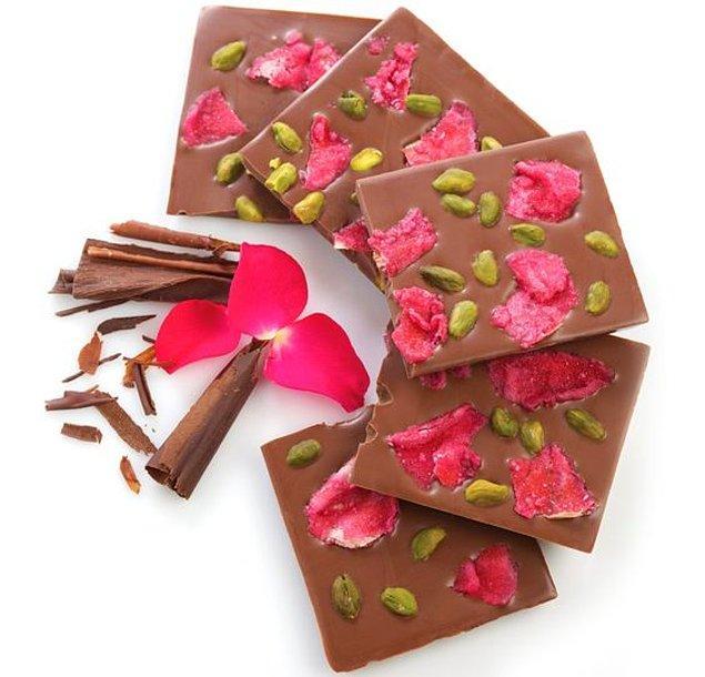17. Çikolata Çikita