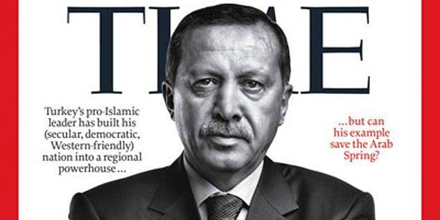 Ancak bir terslik vardı. Erdoğan, en az popüler olanlar listesinde de başlardaydı.