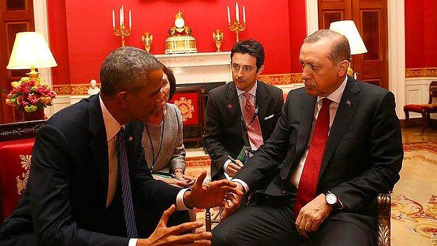 Obama-Erdoğan görüşmesi: 'Öğrenmek istediğimiz bazı sorular vardır'