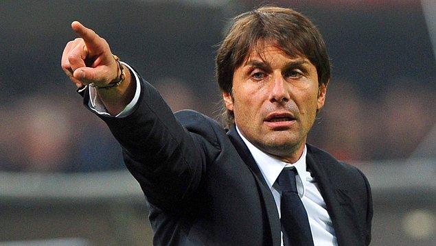 Conte'nin teknik direktör olarak başarı oranı;