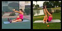 10 вдохновляющих видео от спортивной мамы, заставляющих встать с дивана