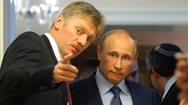 'Putin'in adı geçmiyor'