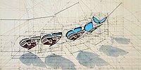 Удивительные чертежи Рафаэля Араужо - второго Леонардо да Винчи