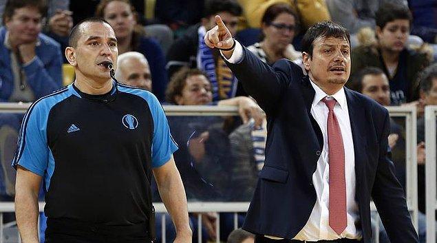 """Ergin Ataman: """"Kupaya 2 maç kaldı"""""""