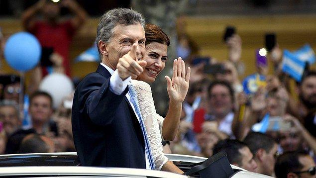 Arjantin Devlet Başkanı hakkında soruşturma