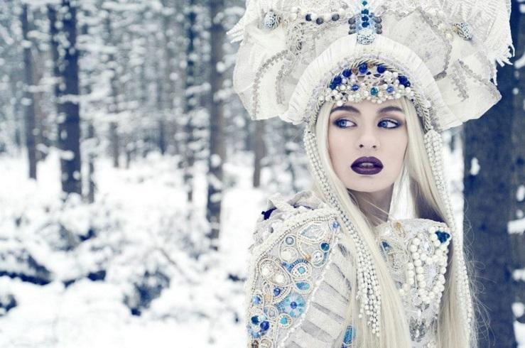 Картинки красавицы зимы