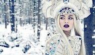 Русские красавицы из мрачных славянских сказок