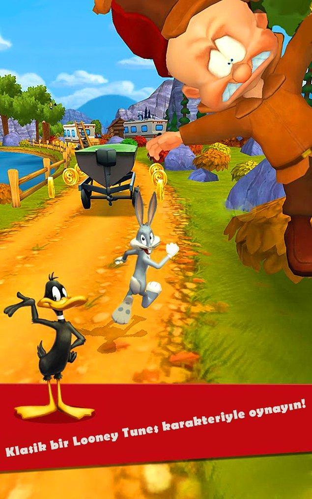 11-) Looney Tunes Dash!