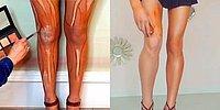 """Свежий тренд: контурный """"макияж"""" для ног"""
