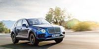 В Москве презентовали новый кроссовер Bentley Bentayga