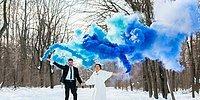 Тренд сезона: 21 фотография с красочной и яркой свадьбы