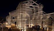 Храм из проволоки от архитектора Эдоардо Тресольди