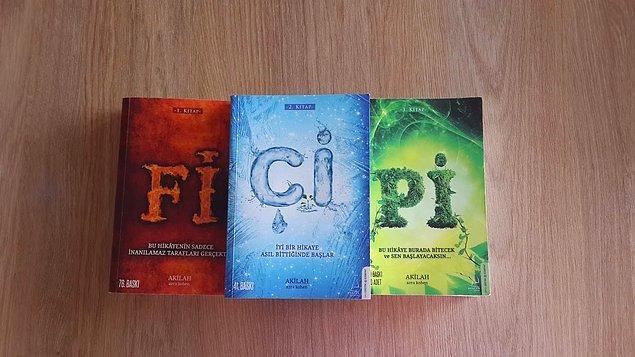 Fi, Pi, Çi üçlemesiyle Akilah Azra Kohen