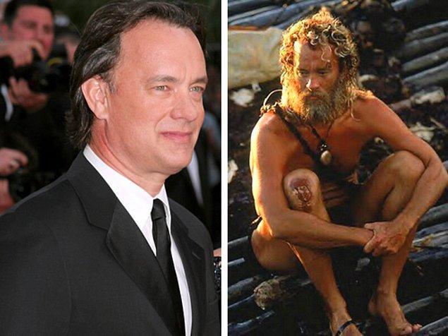 5. Tom Hanks - Yeni Hayat