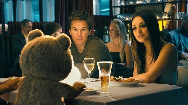 30. Ayı Teddy / Ted 2012)