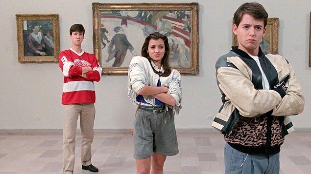 7. Ferris Bueller'la Bir Gün / Ferris Bueller's Day Off (1986)