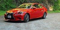 Новое поколение Lexus IS 200t: подающий надежды автомобиль еще не обрел собственной индивидуальности
