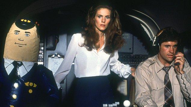 11. Uçak / Airplane! (1980)