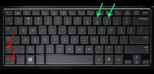 10. Ctrl + Shift + parantez  ---> Gizlenmiş satır ya da sütunları göster.
