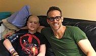 Ryan Reynolds'ın 13 Yaşında Hayatını Kaybeden Arkadaşının Anısına Paylaştığı Ağlatan Yazı
