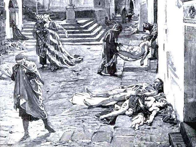 15. İzmir'de 1676'da büyük bir veba salgını gerçekleşti ve yaklaşık 30 bin kişi hayatını kaybetti.
