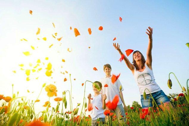 2. Bahara Girdiğimiz Bu Günlerde Her Anı Dolu Dolu Yaşamak İçin Hayata Dair 17 Tavsiye