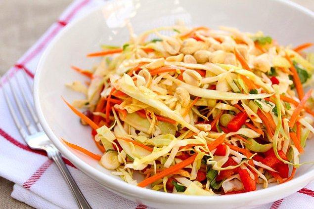 4. Lahana Salatası