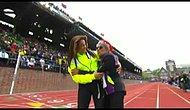 Бабушка-рекордсмен: 100 лет, 100 метров и почти 1 минута